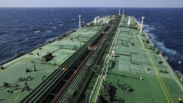 The Financial Times reports that Saudi Arabia, which promised Tuesday to keep markets well-stocked with petroleum, has hired the largest number of supertankers in years.