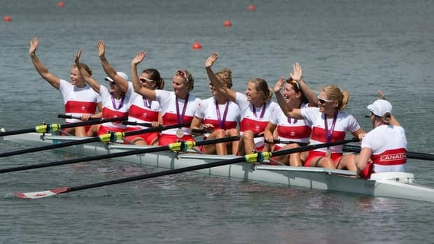 Canada S Women S 8 Rowers Win Olympic Silver Olympics
