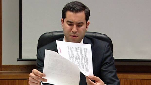 Ward 10 councillor Al Maghnieh was embroiled in a credit card spending controversy during his first term as councillor.