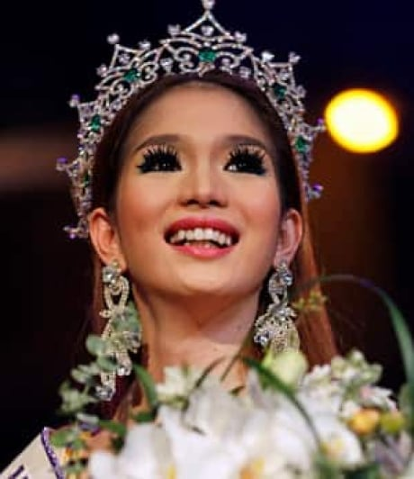 USAs most beautiful transgender is from Tacloban - Leyte