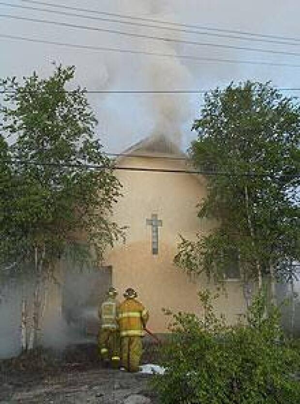 mi-church-fire