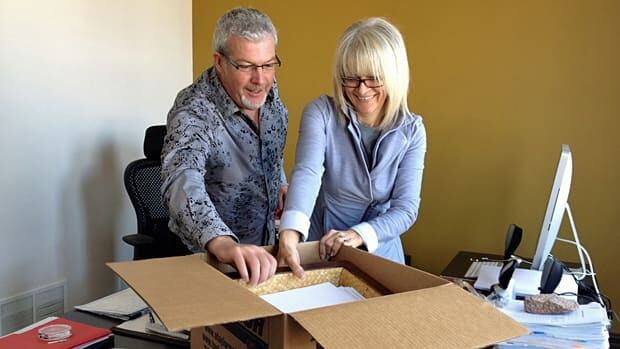 Rosemary and Steve Marsh have moved Business Insurance Services from Burlington to the downtown core, one of the small signs officials point to that Hamilton's core is on the mend.