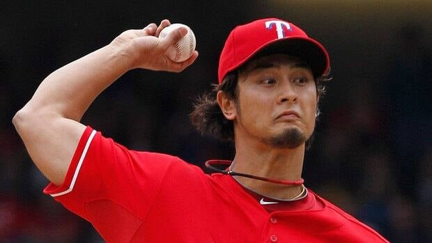 Which Yu Darvish will Rangers fans see in the AL wild card playoff? The pitcher who walked five in 6 2/3 innings against Detroit on Aug. 12 or the one who hasn't allowed more than two free passes in each of his seven starts since, and has struck out 59 in 53 innings with a 2.13 ERA?