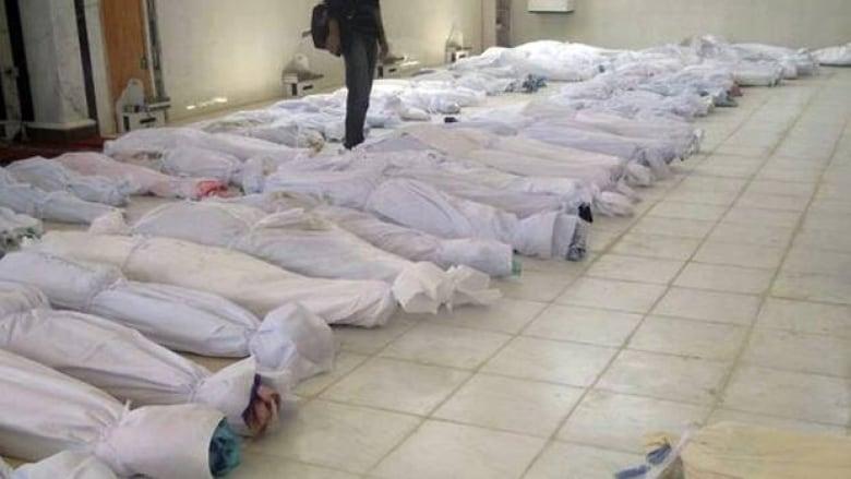Gunmen storm pro-Assad TV station | CBC News