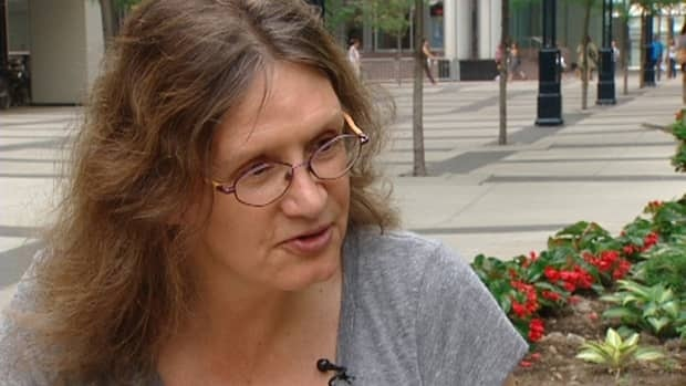 Susan Gapka said she's been detained or searched by Toronto police a few times in her decade as a woman.