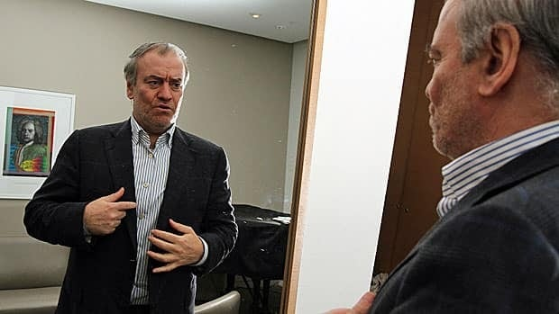 Famed Russian conductor Valery Gergiev was in Toronto recently for a performance by the Mariinsky Theatre Stradivarius Ensemble.