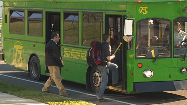 The Charlottetown transit system, which started running in 2005, has grown rapidly.