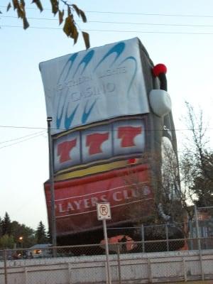 Balloon lands in Saskatoon park