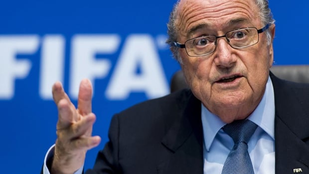 """FIFA president Sepp Blatter says a decision on dates for the 2022 World Cup may be delayed until 2015. And he reiterated """"the 2022 World Cup will be played in Qatar."""""""