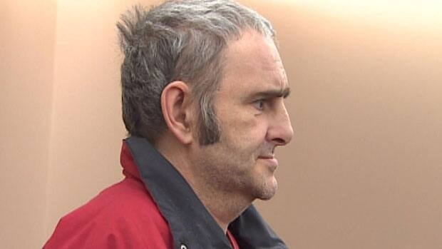 Gerald Pike, pictured in provincial court in April 2013, sexually assaulted a 16-year-old outside the Rooms in 2012.