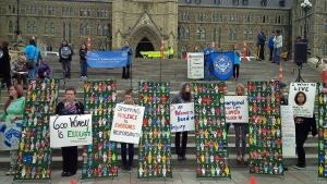 Honouring lives of missing or murdered aboriginal women