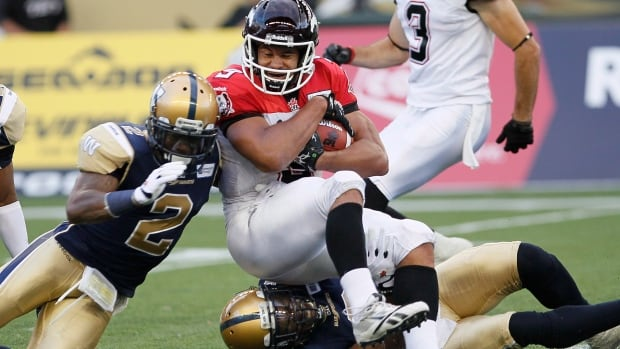 Calgary Stampeders running back Jon Cornish and his club won't be taking the Winnipeg Blue Bombers lightly on Saturday.