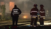 St-Placide fire