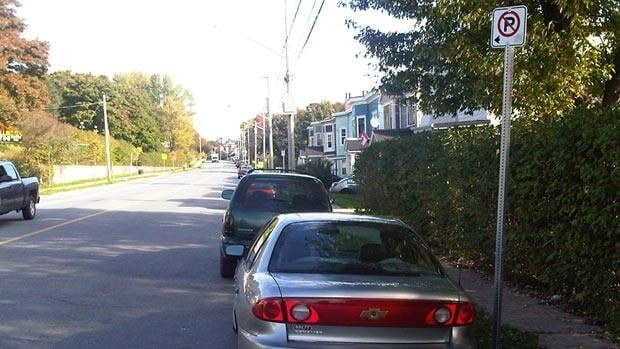 A Saint John councillor is hoping to find a compromise to a new parking ban along Douglas Avenue.