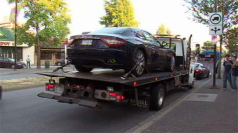 13 Cars Were Impounded For Street Racing