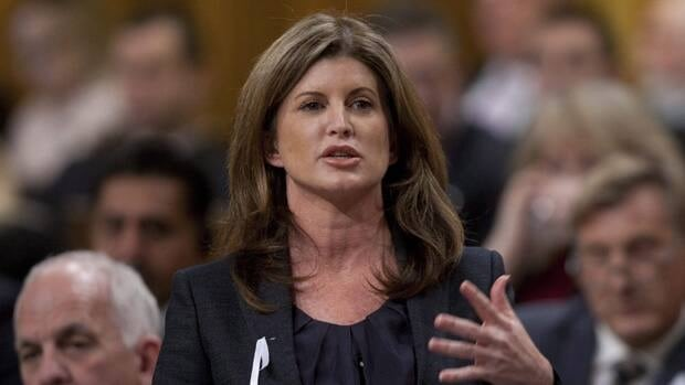 Receiver General Rona Ambrose said she is surprised by how much Canadians donate to pay down the national debt.