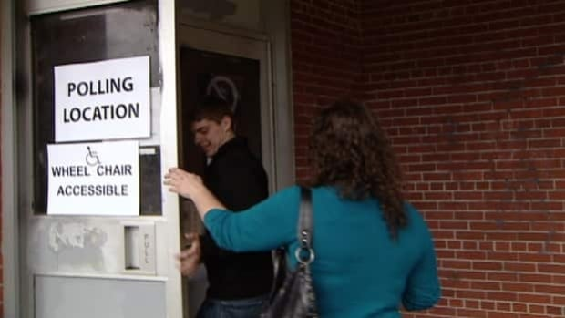 Some votes were being recorded hours after polls closed in Halifax.