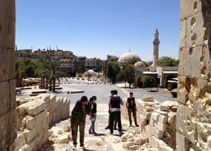 si-300-syria-aleppo-citadel-view