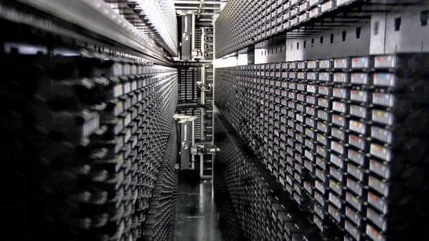 Tax returns shown in storage. Many Canadians believe they don't need to file a return and end up missing out on what could amount to thousands of dollars in benefits and credits.