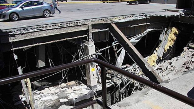 About 300  people and businesses are seeking damages through a class action lawsuit in the aftermath of the 2012 Algo Centre Mall collapse.
