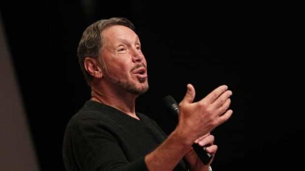 Forbes ranks Oracle CEO Larry Ellison as the world's sixth-richest person, with a net worth of $36 billion US as of March. Hawaii's governor says Ellison is buying 98% of the island of Lanai.