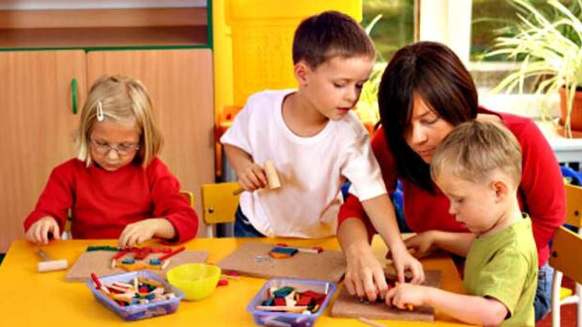 Montessori Daycare Kitchener Waterloo