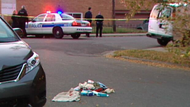 Calgary police say the stabbing appears to be a targeted attack against the victim.