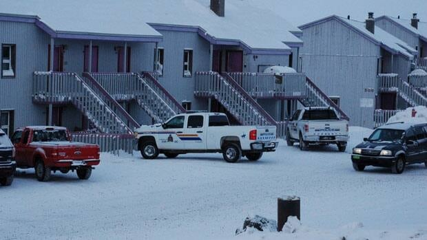 An Iqaluit resident is facing charges following an armed standoff Thursday at the Arctic College 'Q' residence building 504.