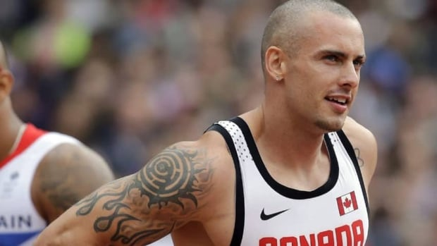Jared Connaughton, four-time national track and field champion, announced his retirement Friday.