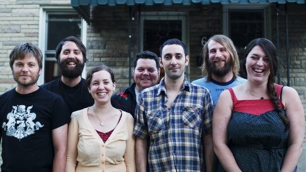 The Dinner Belles are a seven-piece alt-country outfit, currently working on their new album.