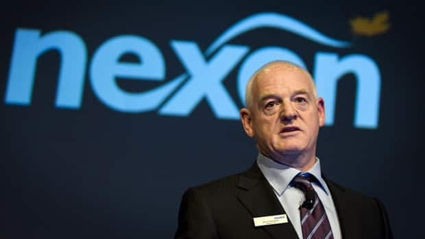 Nexen Inc. agreed to be acquired by CNOOC for $15.1 billion US. Nexen chief executive Kevin Reinhart later left the company.