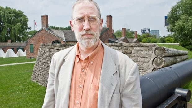 U.S. historian Alan Taylor, visiting Toronto's Fort York, argues that the War of 1812 was a civil war in which those on opposing sides of the U.S.-Canada border were remarkably similar.