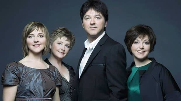 The Rankins, from left to right: Heather, Cookie, Jimmy and Raylene.