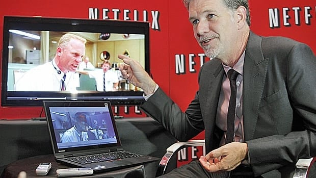 Netflix's Chief Executive Officer Reed Hastings said members watched more than 2 billion hours of programming last quarter.