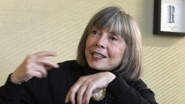 Anne Rice, shown in February in Toronto, talks about the renewed interest in erotic fantasy.