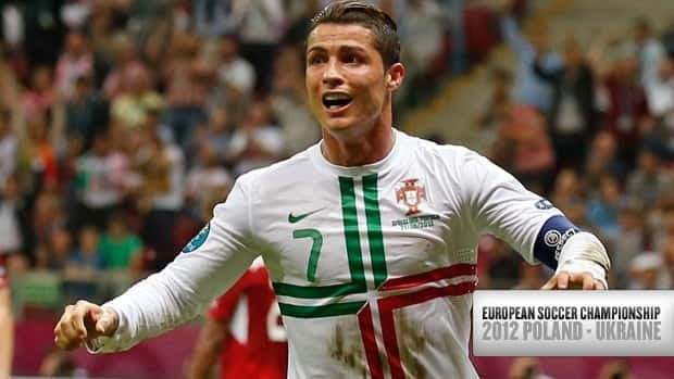 Forward Cristiano Ronaldo led Portugal to a victory over the Czech Republic after scoring a late second-half goal Thursday at the European championship in Warsaw.