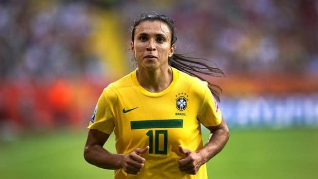Brazilian striker Marta played for three seasons in the U.S. Women's Professional Soccer league before it was suspended amid a legal dispute with an ousted owner.