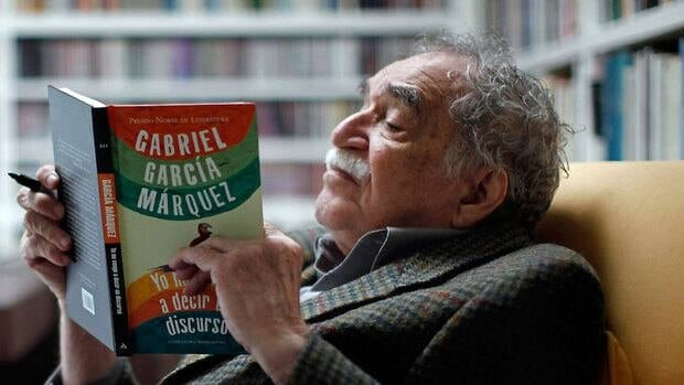 Colombian Nobel laureate Gabriel Garcia Marquez, seen reading one of his books in 2010, is suffering from dementia, something that has previously plagued his family, according to the author's younger brother.