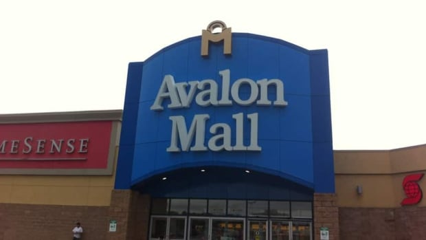 Police are looking for the driver of a black sedan believed to have struck a woman outside the Avalon Mall on Jan. 16.