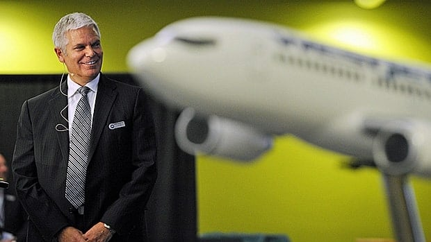 WestJet CEO Gregg Saretsky says the airline is considering launching a smaller regional carrier.