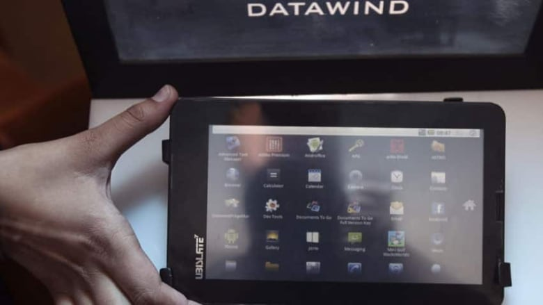 Awesome Datawind Aims To Make 20 Tablet Computer Cbc News Interior Design Ideas Oxytryabchikinfo