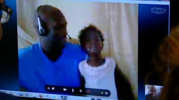 Modibo Diarra hopes to speak to his supporters in Rothesay over Skype Sunday night.