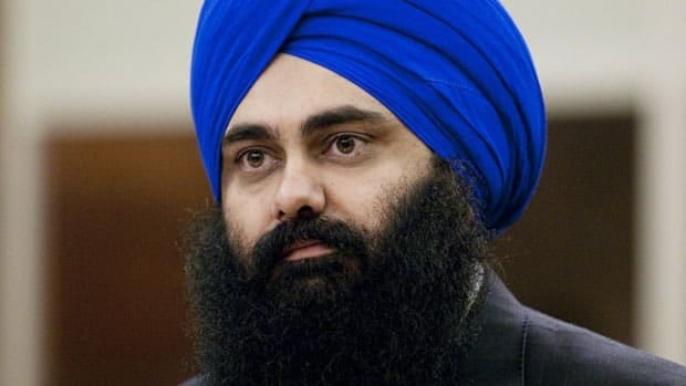 Edmonton-Sherwood Park MP Tim Uppal says the references to the video in a Facebook post were appropriate.