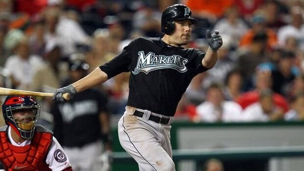 Greg Dobbs, an eight-year veteran, hit .275 in 134 games for the Marlins last season.