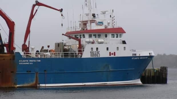 Stop-work orders were issued for three vessels, including the Atlantic Protector.