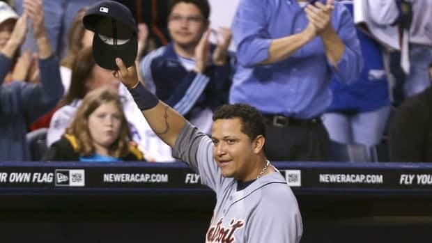 Detroit Tigers star Miguel Cabrera is the first major-league player to win baseball's Triple Crown since Carl Yastrzemski won it in 1967.