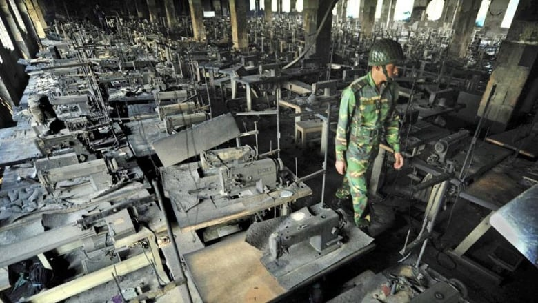 Bangladesh factory inspections reveal cracks, exposed wires
