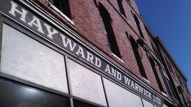 The 157-year-old ceramic supplier Hayward and Warwick will continue to run its retail store on Princess Street.