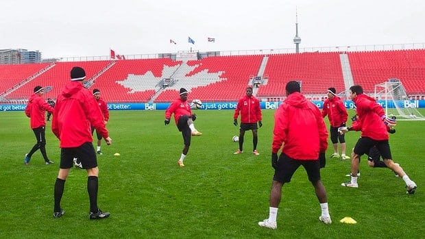 In preparation for the CONCACAF Gold Cup, Canada will face Denmark followed by the U.S. in friendly matches in January. The Canadian men's soccer team hasn't played since failing to qualify for the 2014 FIFA World Cup back in October.
