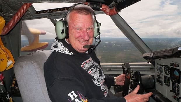 Ice Pilots N.W.T. star and northern bush pilot Arnie Schreder died on Saturday morning. He was 69 years old.
